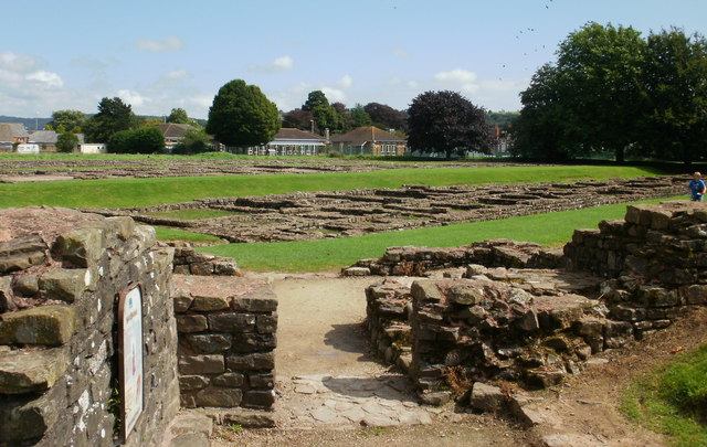 roman britain caerleon